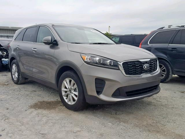 KIA Sorento salvage cars for sale: 2019 KIA Sorento