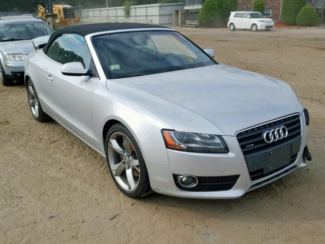 2012 Audi A5 Premium 2.0L