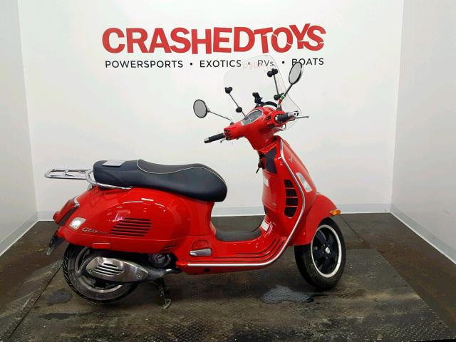 click here to view 2018 VESPA GTS300 at IBIDSAFELY