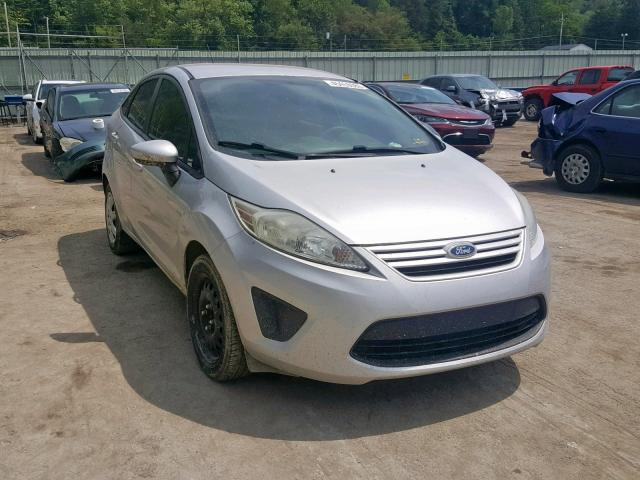 2012 Ford Fiesta S 1 6L 4 for Sale in Ellwood City PA - Lot: 45459089