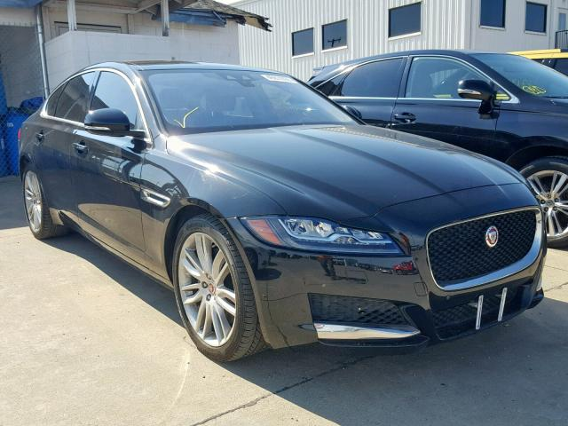 click here to view 2016 JAGUAR XF PRESTIG at IBIDSAFELY