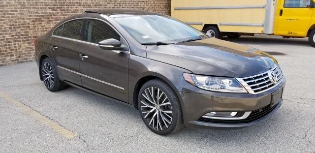 click here to view 2014 VOLKSWAGEN CC VR6 4MO at IBIDSAFELY