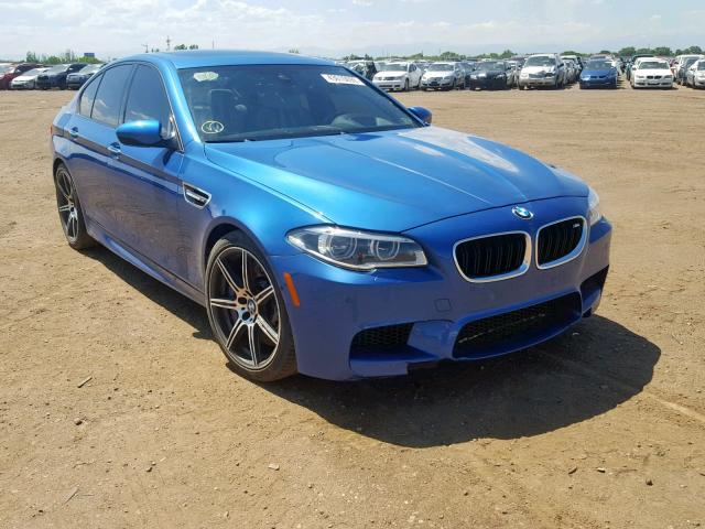 click here to view 2016 BMW M5 at IBIDSAFELY