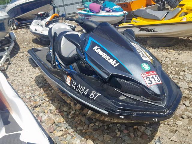 Salvage 2019 Kawasaki ULTRA LX for sale