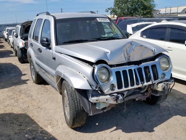 2007 Jeep Liberty Li 3.7L