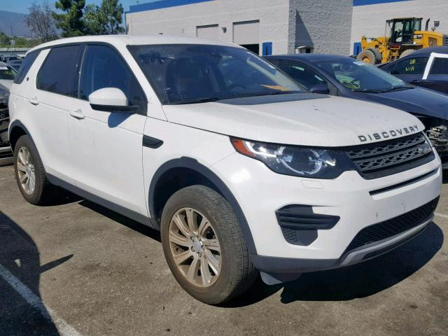 click here to view 2017 LAND ROVER DISCOVERY at IBIDSAFELY