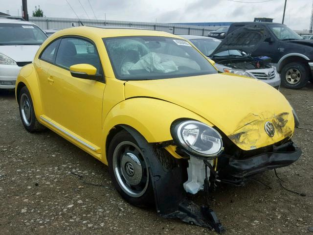 Salvage, Rebuildable and Clean Title Volkswagen Beetle