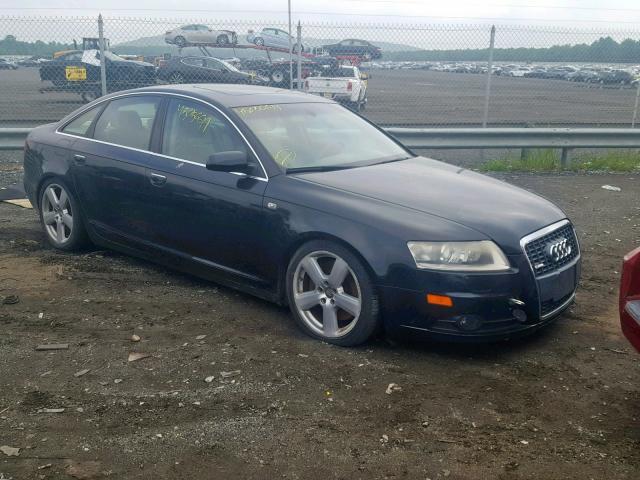 2008 Audi A6 4.2 Qua 4.2L
