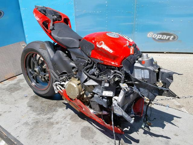 Ducati Superbike salvage cars for sale: 2012 Ducati Superbike