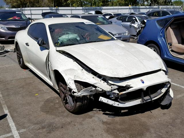 click here to view 2013 MASERATI GRANTURISM at IBIDSAFELY