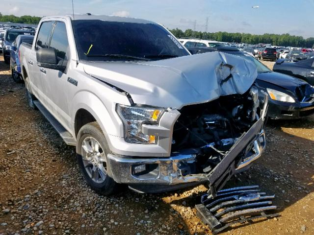 2016 Ford F150 Super 5 0l 8 For Sale In Memphis Tn Lot 45254549