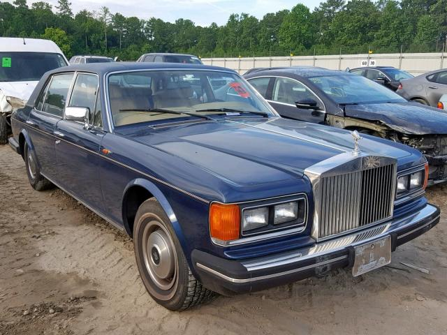 click here to view 1985 ROLLS-ROYCE SILVER SPU at IBIDSAFELY