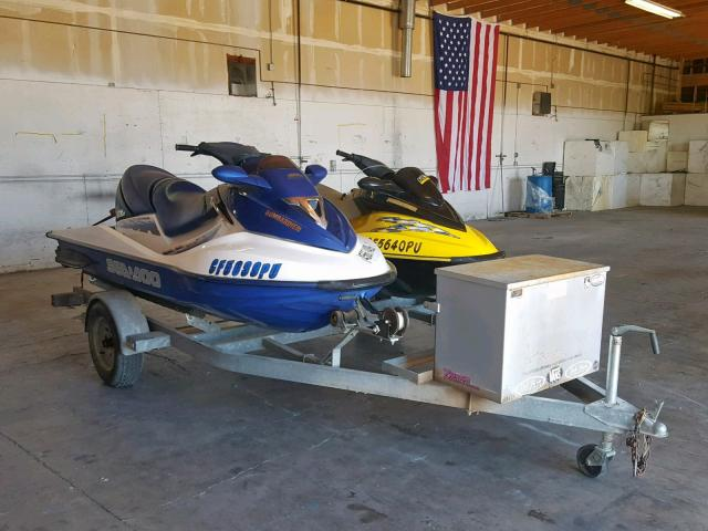 Salvage, Rebuildable and Clean Title Jet Ski for Sale - A
