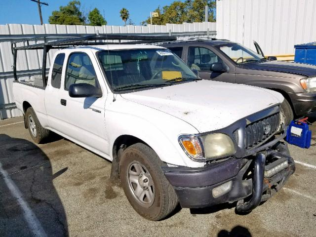 2003 Toyota Tacoma Xtr 2 4L 4 for Sale in Vallejo CA - Lot: 45572719