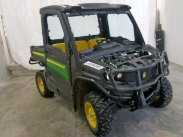 click here to view 2018 JOHN DEERE GATOR 4X4 at IBIDSAFELY