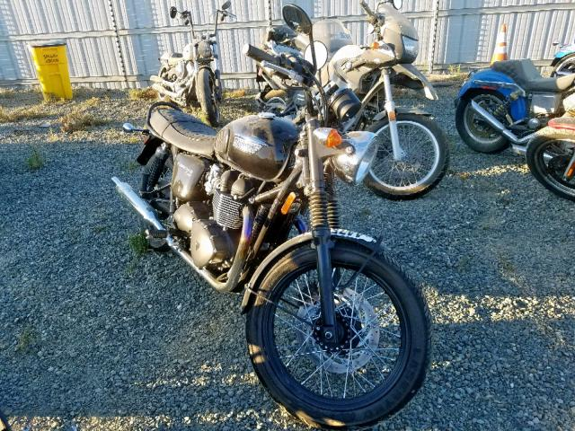 click here to view 2016 TRIUMPH MOTORCYCLE BONNEVILLE at IBIDSAFELY
