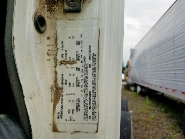 2010 International Prostar 14 9L 6 for Sale in Lufkin TX - Lot: 45160989