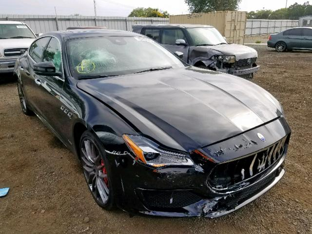 click here to view 2018 MASERATI QUATTROPOR at IBIDSAFELY