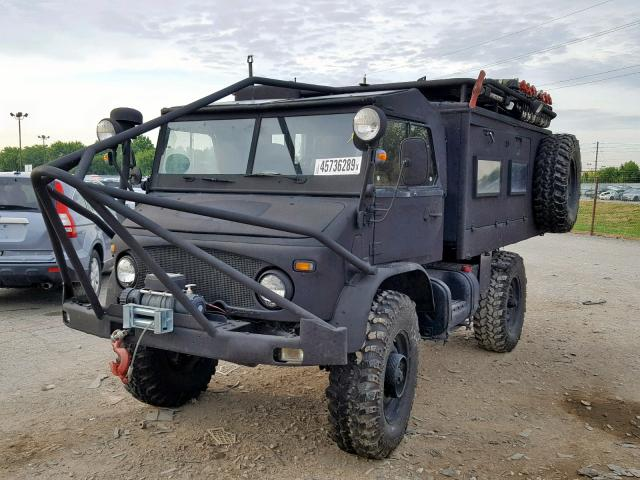 Unimog For Sale >> 1962 Mercedes Benz Unimog For Sale In Indianapolis In Lot 45736289