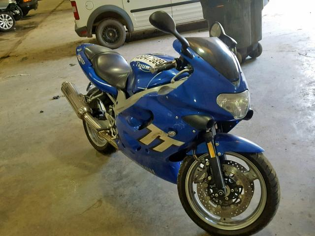 click here to view 2001 TRIUMPH MOTORCYCLE TT600 at IBIDSAFELY