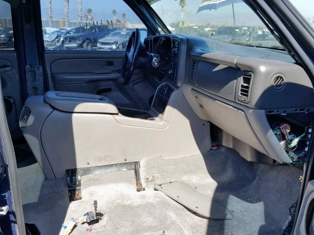 2005 Chevrolet Avalanche 5 3l 8 For Sale In Van Nuys Ca Lot 46230969