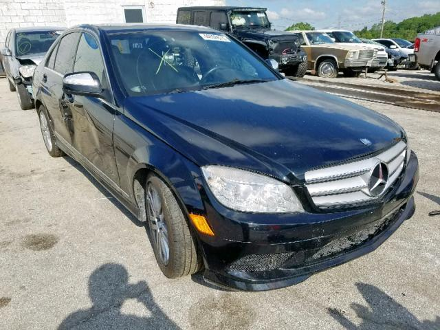 click here to view 2009 MERCEDES-BENZ C 300 4MAT at IBIDSAFELY