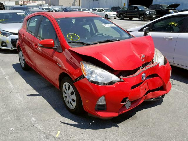 click here to view 2013 TOYOTA PRIUS C at IBIDSAFELY