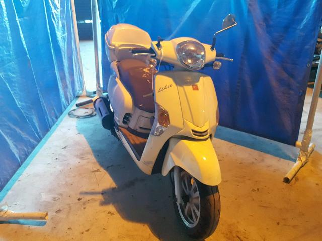 click here to view 2012 KYMCO USA INC LIKE 200I at IBIDSAFELY