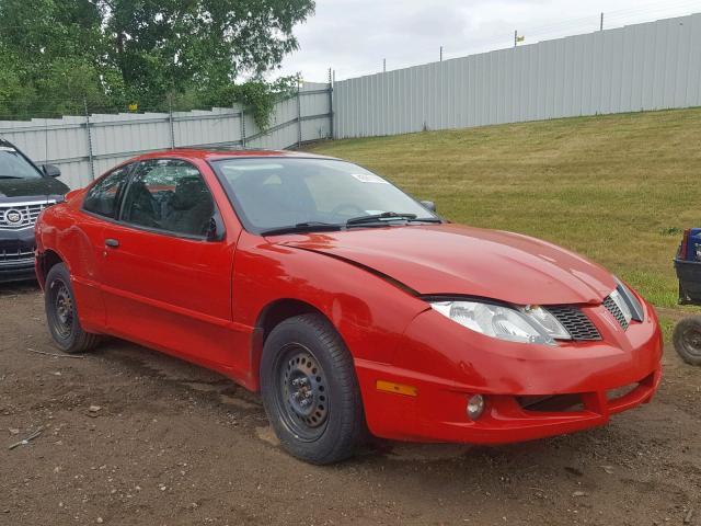 23+ 2003 Pontiac Sunfire Red