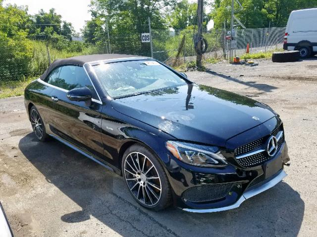 click here to view 2018 MERCEDES-BENZ C 43 4MATI at IBIDSAFELY