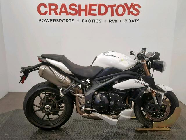 click here to view 2012 TRIUMPH MOTORCYCLE SPEED TRIP at IBIDSAFELY