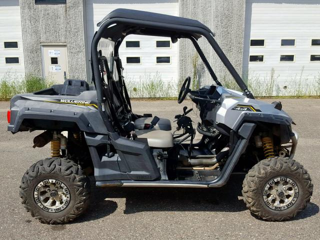 click here to view 2017 YAMAHA YXE700 ES at IBIDSAFELY