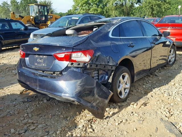 2016 Chevrolet  | Vin: 1G1ZB5ST3GF179012