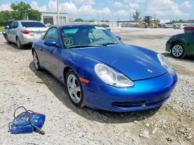 click here to view 2001 PORSCHE 911 at IBIDSAFELY