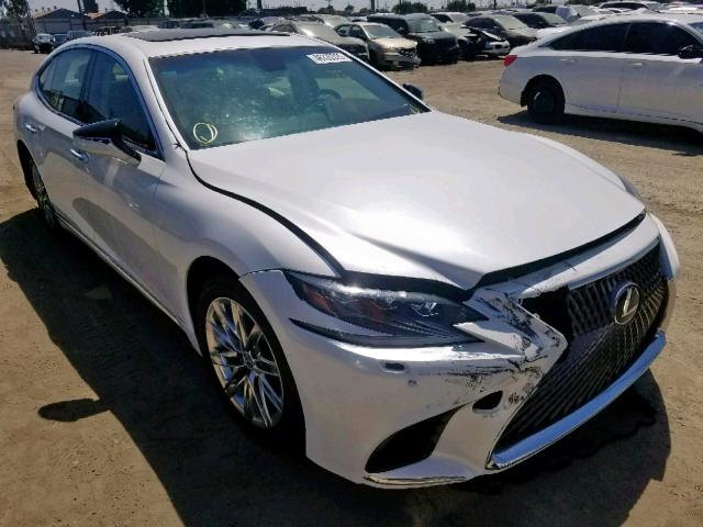 click here to view 2019 LEXUS LS 500 at IBIDSAFELY