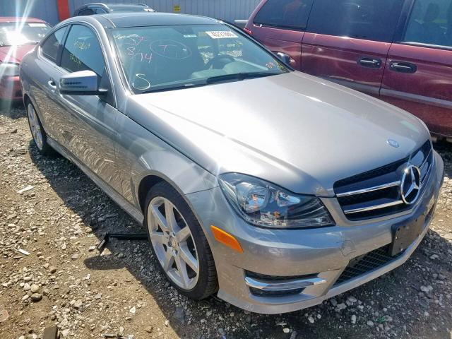 photo MERCEDES-BENZ C 350 4MATIC 2014