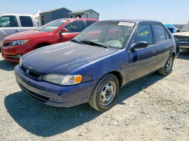 1998 Toyota Corolla Ve 1 8L 4 for Sale in Antelope CA - Lot: 45453029