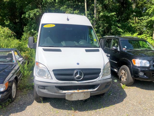 click here to view 2013 MERCEDES-BENZ SPRINTER 2 at IBIDSAFELY