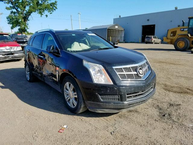 Salvage, Rebuildable and Clean Title Cadillac SRX Vehicles