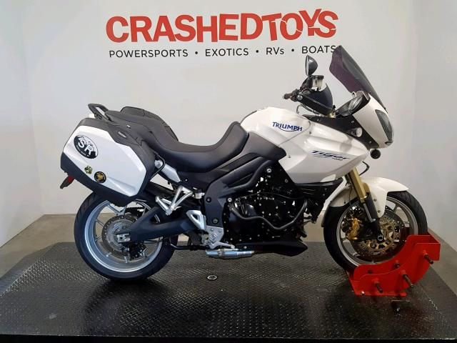 click here to view 2010 TRIUMPH MOTORCYCLE TIGER ABS at IBIDSAFELY