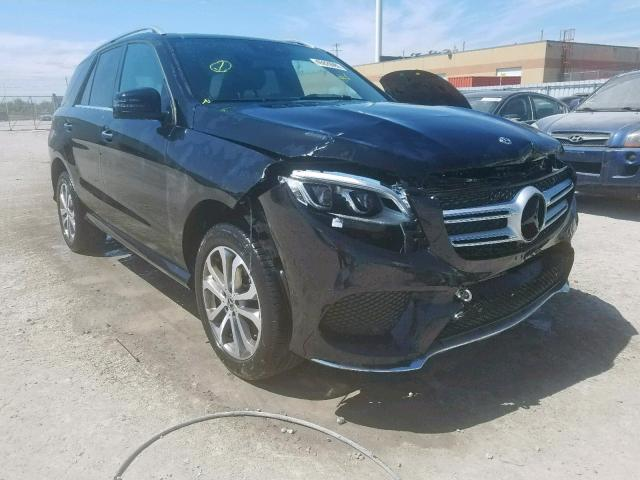 click here to view 2018 MERCEDES-BENZ GLE 400 4M at IBIDSAFELY