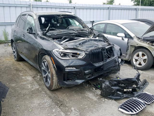 click here to view 2019 BMW X5 XDRIVE4 at IBIDSAFELY