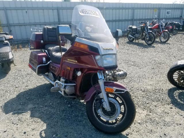 1985 HONDA GL1200 I