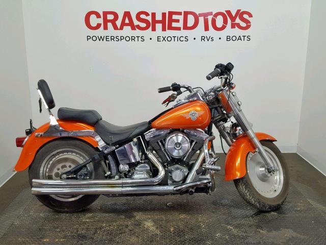 Salvage 1997 Harley-Davidson FLSTF for sale