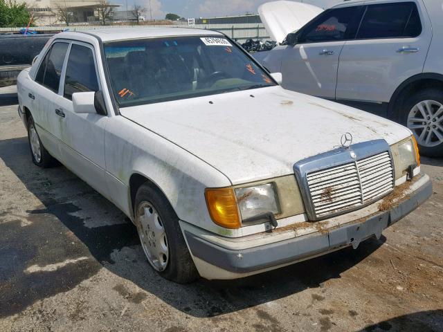 1992 MERCEDES-BENZ  400 E