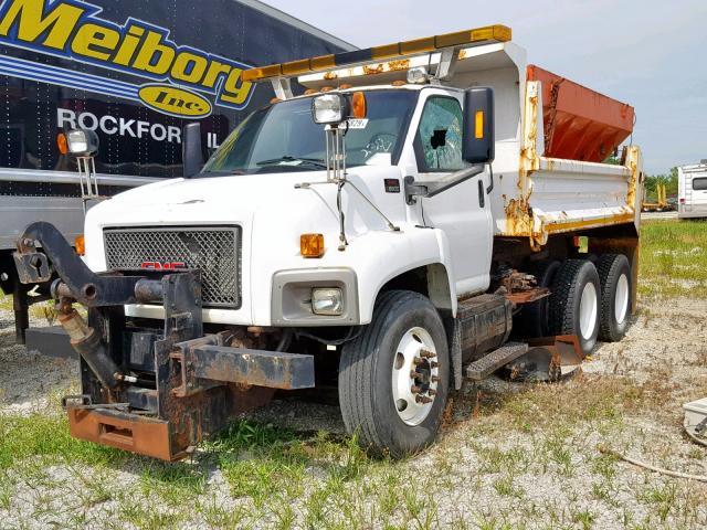 Gmc Dealers Indianapolis >> 2005 GMC C8500 C8C064 Photos | IN - INDIANAPOLIS - Salvage Car Auction on Sat. Sep 21, 2019 ...