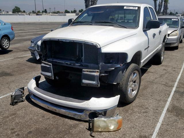 2002 Dodge Ram 1500 5 9L 8 for Sale in Van Nuys CA - Lot: 46071369