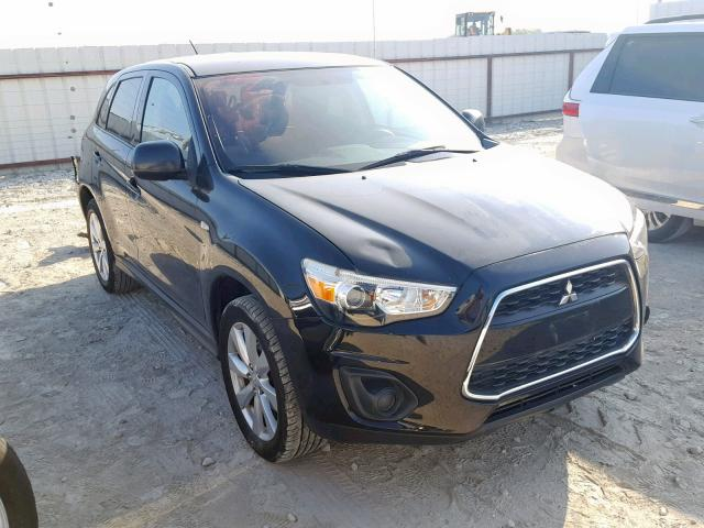 click here to view 2014 MITSUBISHI OUTLANDER at IBIDSAFELY