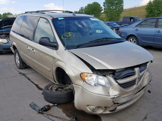 2007 Dodge Grand Cara 3.8L