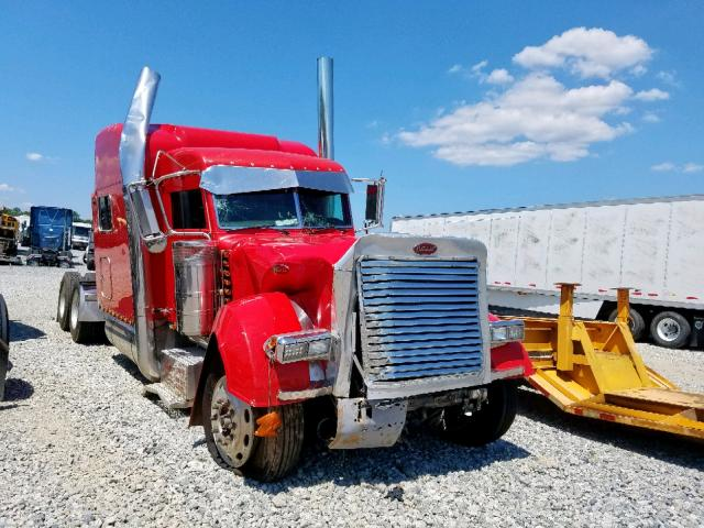 Peterbilt 379 salvage cars for sale: 2016 Peterbilt 379
